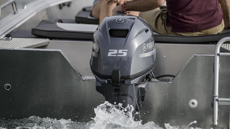 Yamaha introduceert de compleet vernieuwde F25