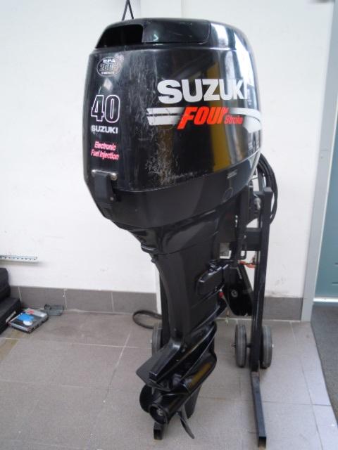 Suzuki 40pk 4-takt
