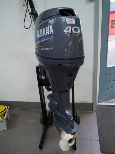 Yamaha 40pk 4-Takt