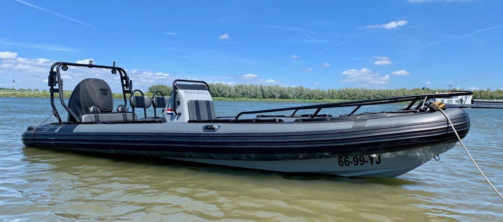Infanta 7.5 SR met 300 pk Mercury Verado