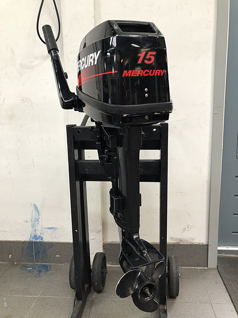 Mercury 15pk 2-Takt