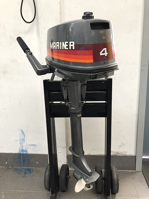 Mariner 4pk 2-takt
