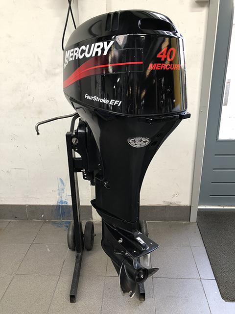 Mercury F40 EFI