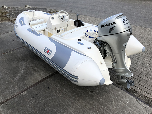 Avon Seasport 360 Deluxe – Honda BF20