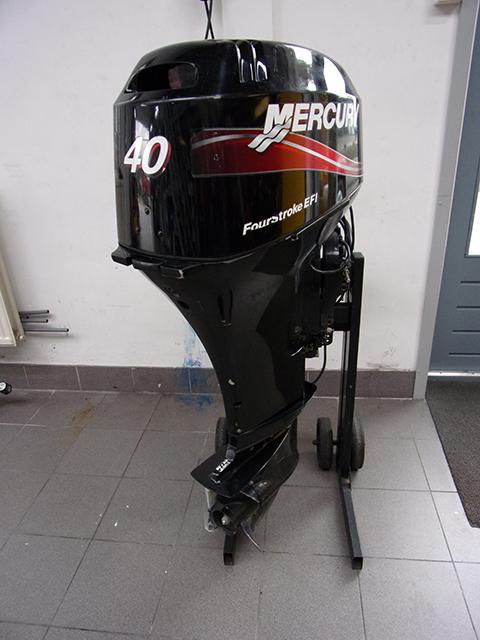 Mercury 40pk 4-Takt
