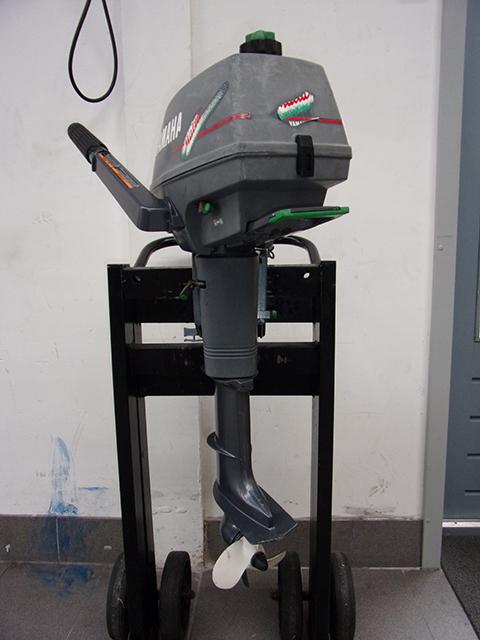 Yamaha 3pk 2-Takt