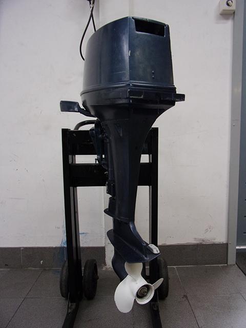Yamaha 15pk 2-Takt