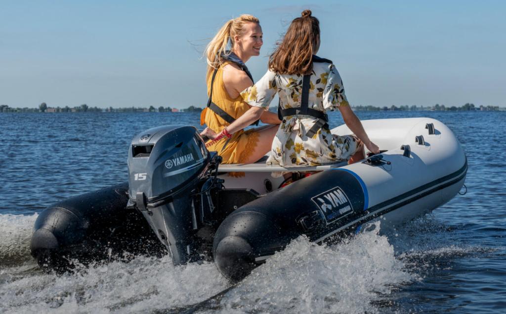 Yamaha Sport 310S – 5/9.9 pk