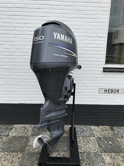 Yamaha 150pk 4-takt.