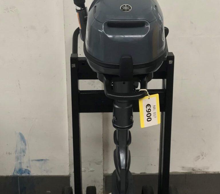 Yamaha 4PK 4-takt (017)