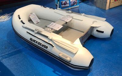 Quicksilver 250 Airdeck