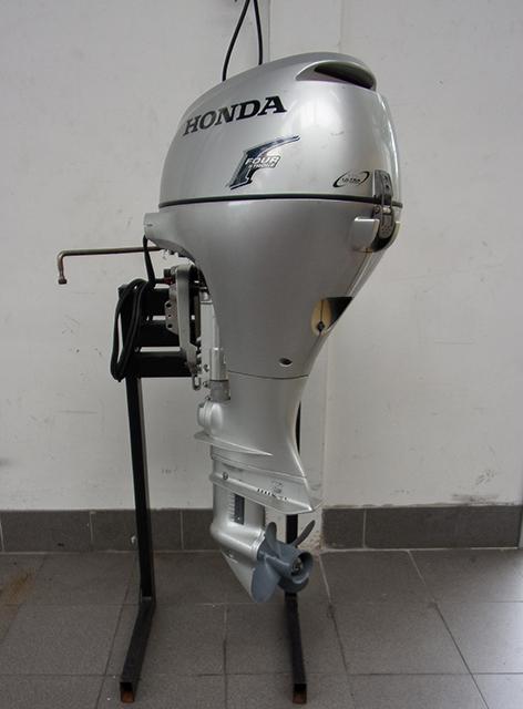 Honda 15pk 4-takt