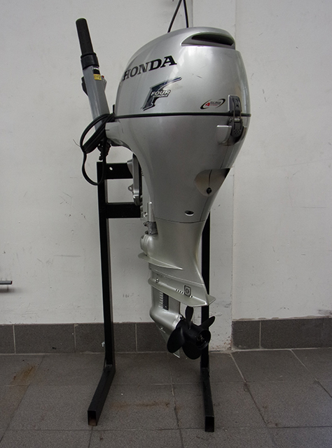 Honda 8pk 4-takt elec. start