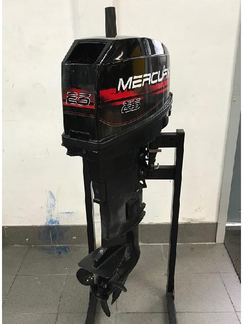 Mercury 25pk 2-Takt