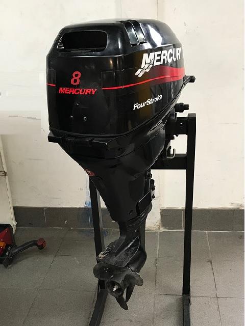 Mercury 15pk 4-Takt