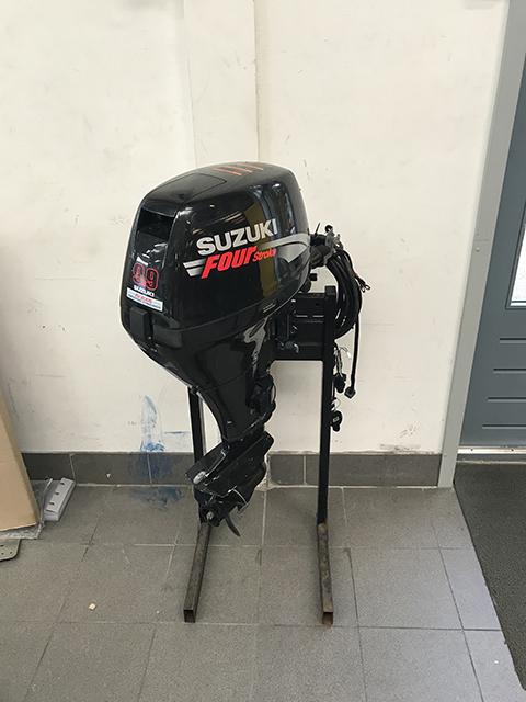 Suzuki 9.9pk 4-takt