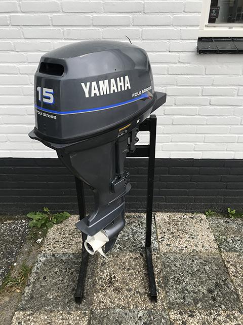 Yamaha 15pk 4-takt (025)