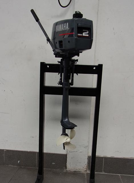 Yamaha 2pk 2-takt