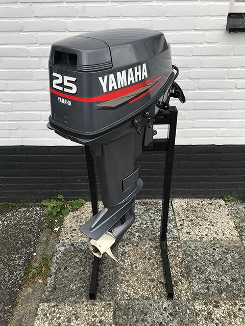 Yamaha 25pk 2-takt