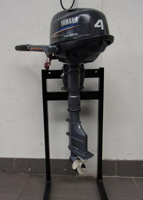 Yamaha 4pk 4-takt