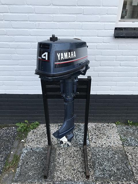 Yamaha 4pk 2-takt