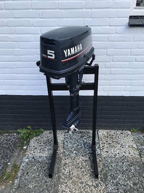 Yamaha 5pk 2-takt