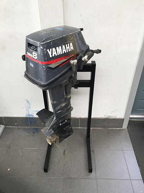 Yamaha 8pk 2-takt