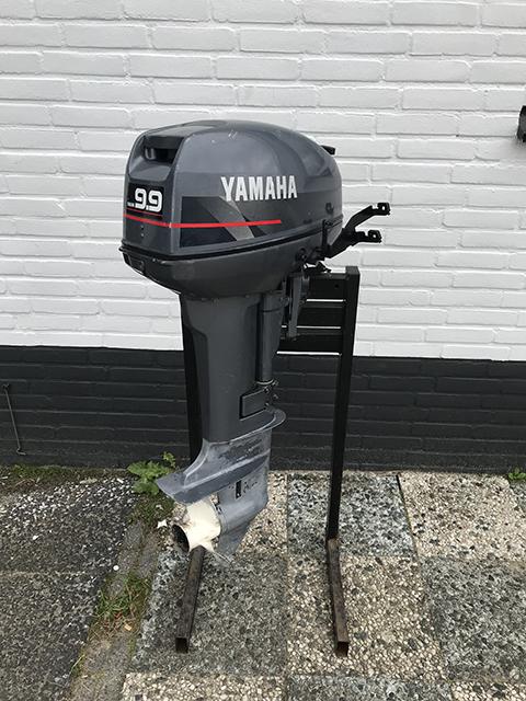 Yamaha 9.9pk 2-takt