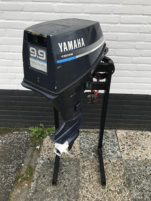 Yamaha 9.9pk 4-takt (021)
